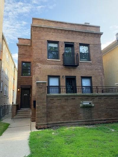 Multi Family Home For Sale: 1911 West Estes Avenue