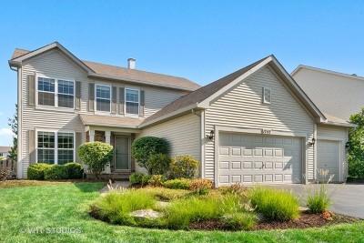 Bartlett IL Single Family Home For Sale: $344,500