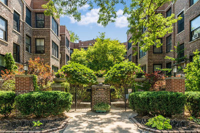 Condo/Townhouse For Sale: 755 West Brompton Avenue #2N