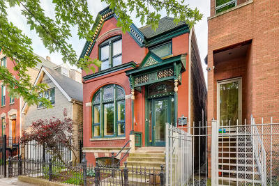 Single Family Home For Sale: 1829 West Superior Street