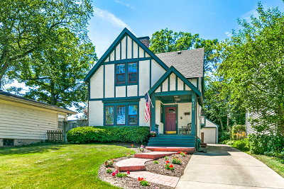 Downers Grove Single Family Home For Sale: 5438 Brookbank Road