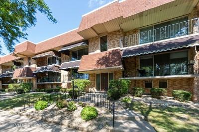 Oak Lawn Condo/Townhouse For Sale: 10213 South Komensky Avenue #1G