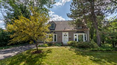 Highland Park Single Family Home For Sale: 1660 Ridgelee Road