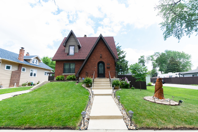 Bensenville Single Family Home For Sale: 215 Grace Street