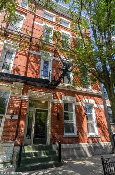 Condo/Townhouse Contingent: 1528 North Paulina Street #I