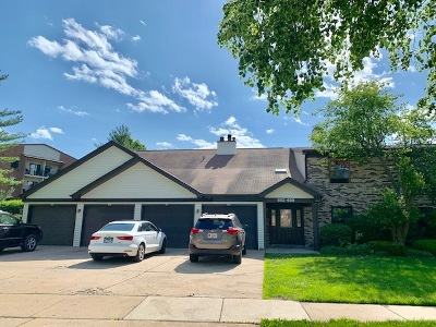 Buffalo Grove Condo/Townhouse For Sale: 694 Weidner Road #25B2