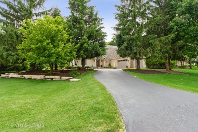 Mundelein Single Family Home For Sale: 26026 North Middleton Parkway
