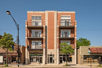 Condo/Townhouse For Sale: 5642 North Broadway Street #3N