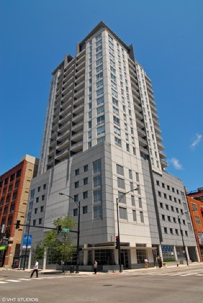 Condo/Townhouse For Sale: 330 West Grand Avenue #1704