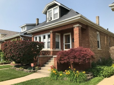 Jefferson Park Single Family Home New: 5652 North Mason Avenue