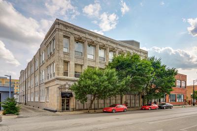 Condo/Townhouse For Sale: 1019 West Jackson Boulevard #2B