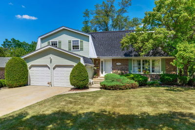 Downers Grove Single Family Home New: 1090 Black Oak Drive