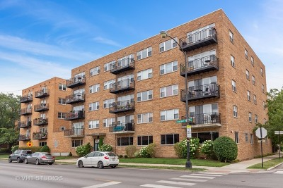 Condo/Townhouse New: 2525 West Bryn Mawr Avenue #502