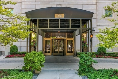 Condo/Townhouse For Sale: 1301 North Dearborn Street #1105-06