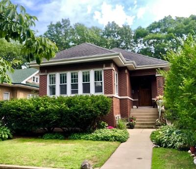 Single Family Home For Sale: 1122 Brummel Street