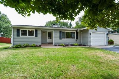McHenry Single Family Home New: 4712 Howard Street
