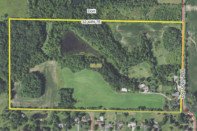Woodstock Residential Lots & Land For Sale: 5915 Hamilton Road