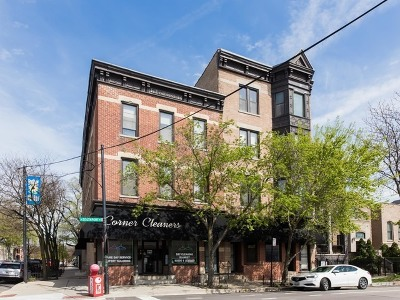 Condo/Townhouse New: 2149 North Southport Avenue #1