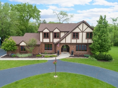 Palos Park IL Single Family Home For Sale: $499,500