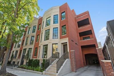 Condo/Townhouse New: 445 West Arlington Place #1W