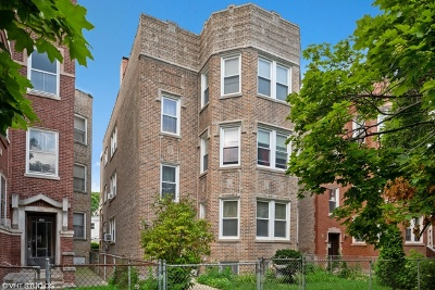 Chicago Multi Family Home New: 4928 North St Louis Avenue
