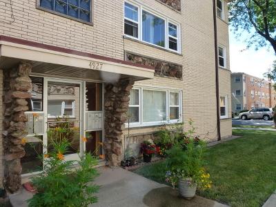 Jefferson Park Rental New: 4927 North Lester Avenue #103