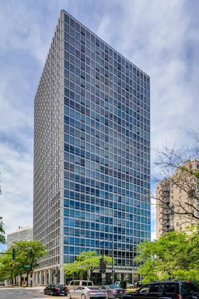 Condo/Townhouse New: 2400 North Lakeview Avenue #2405