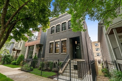 Single Family Home For Sale: 2308 North Maplewood Avenue