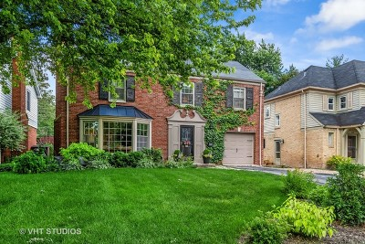 Arlington Heights Single Family Home For Sale: 631 South Belmont Avenue