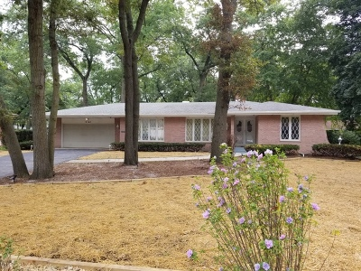 Lansing Single Family Home New: 18145 Clyde Avenue