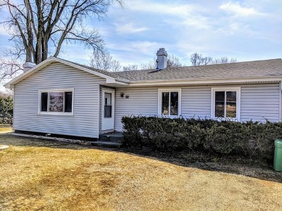 McHenry Single Family Home New: 303 West Pleasant View Drive