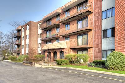 Highland Park Condo/Townhouse For Sale: 2086 St Johns Avenue #407