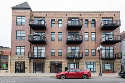 Condo/Townhouse For Sale: 4050 North Lincoln Avenue #204