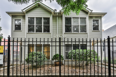 Condo/Townhouse For Sale: 2620 North Ashland Avenue #1S