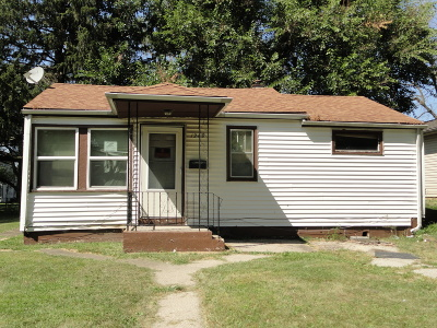 Kankakee Single Family Home For Sale: 1245 Chestnut Street
