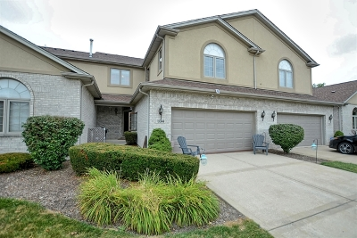 Tinley Park Condo/Townhouse New: 18044 Upland Drive
