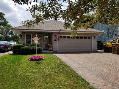 Berkeley Single Family Home For Sale: 5925 West Elm Avenue