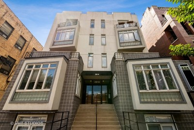 Lakeview Condo/Townhouse New: 2814 North Sheffield Avenue #2S