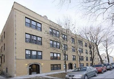 Condo/Townhouse For Sale: 4016 North Spaulding Avenue #1