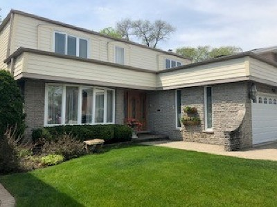 Skokie IL Single Family Home New: $564,900