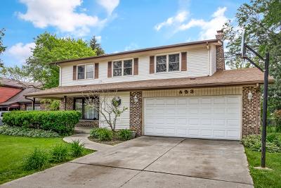 Arlington Heights Single Family Home New: 433 East Seegers Road