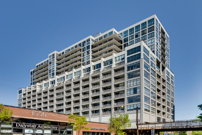Condo/Townhouse For Sale: 1530 South State Street #14O