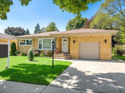 Arlington Heights Single Family Home New: 318 South Waterman Avenue