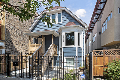 Multi Family Home For Sale: 3266 West Armitage Avenue