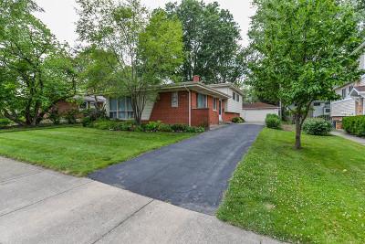 Arlington Heights Single Family Home New: 1332 North Highland Avenue