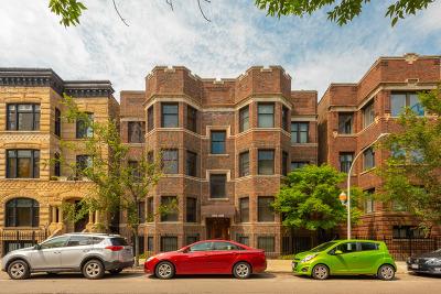 Condo/Townhouse For Sale: 4014 North Clarendon Avenue #3S