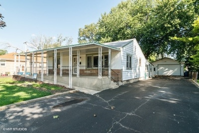 Northlake Single Family Home For Sale: 304 East Hirsch Avenue