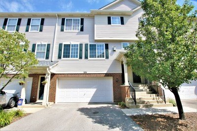 Gilberts Condo/Townhouse For Sale: 286 Timber Trails Boulevard