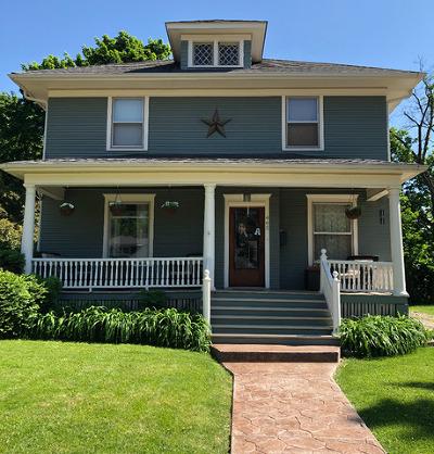 Elgin Single Family Home For Sale: 465 Park Street