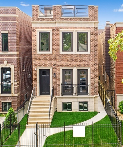 Single Family Home For Sale: 1911 West Wolfram Street